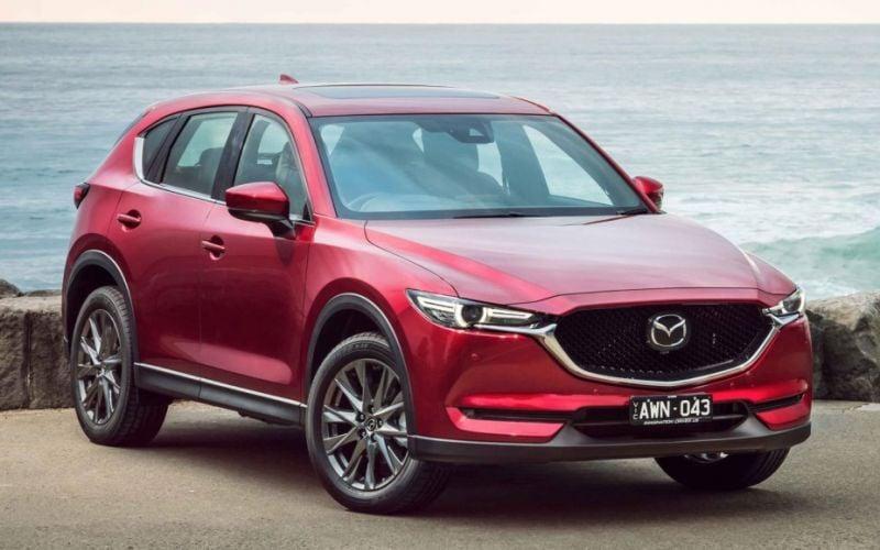 2020 Mazda CX-5 MAXX SPORT (FWD)