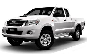 2014 Toyota HiLux SR (4x4)
