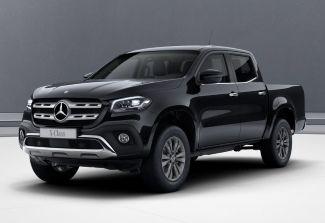 2020 Mercedes-Benz X-Class 250d POWER (4MATIC)