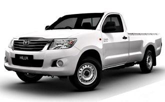 2012 Toyota HiLux SR