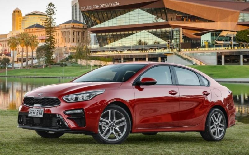2021 Kia Cerato S SAFETY PACK