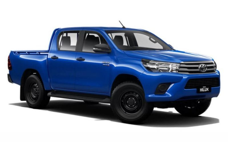 2019 Toyota HiLux WORKMATE (4x4)