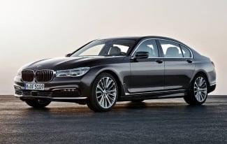 2015 BMW 7 Series 40Li
