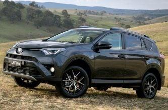 2018 Toyota RAV4 GXL PREMIUM INTERIOR (2WD)