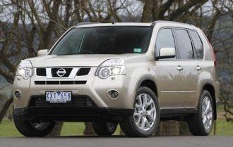 2013 Nissan X-Trail ST LIMITED EDITION (4x4)