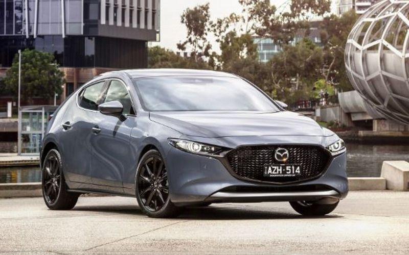 2020 Mazda 3 G20 TOURING