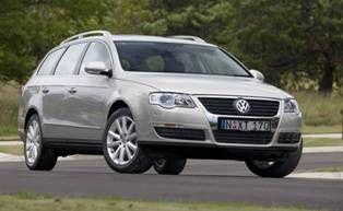 2011 Volkswagen Passat 118 TSI