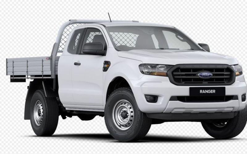 2020 Ford EcoSport XL 3.2 (4x4)