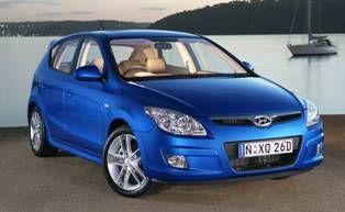 2011 Hyundai i30 SR