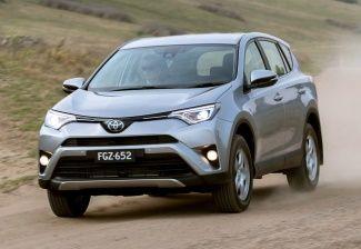 2019 Toyota RAV4 GX (2WD)