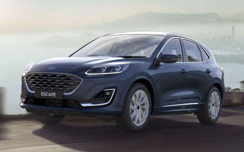 2021 Ford Escape ST-LINE PHEV (FWD)