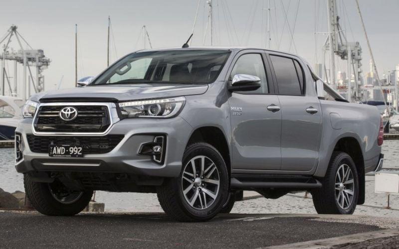 2018 Toyota HiLux SR5+ (4x4)