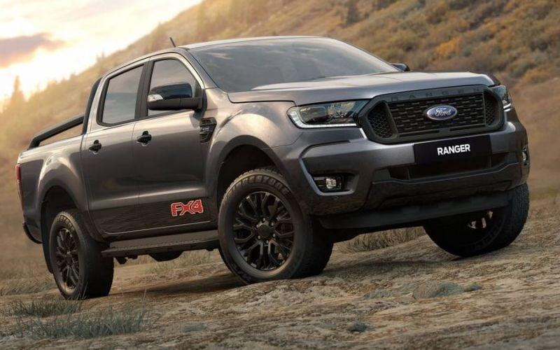 2020 Ford Ranger FX4 3.2 (4x4)