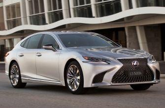 2019 Lexus LS SPORTS LUXURY