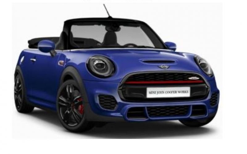 2020 Mini Convertible JOHN COOPER WORKS PURE