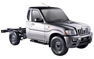 2017 Mahindra Pik-Up 2WD