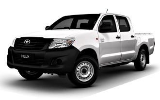 2014 Toyota HiLux WORKMATE