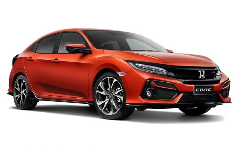 2021 Honda Civic VTi-S