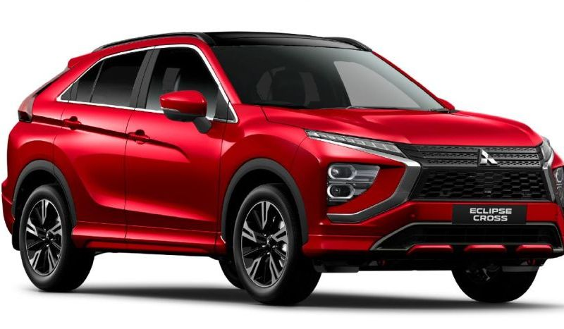 2021 Mitsubishi Eclipse Cross EXCEED (2WD)