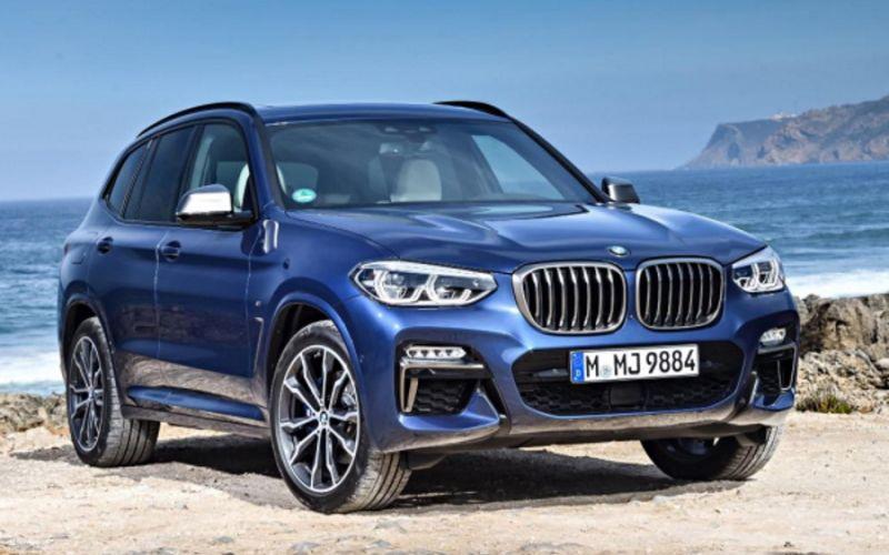2019 BMW X3 xDRIVE30d M SPORT