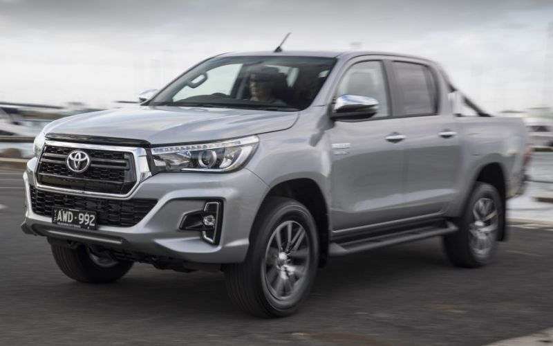 2019 Toyota HiLux WORKMATE