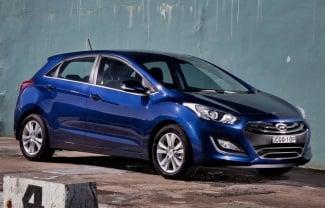2014 Hyundai i30 ELITE 1.6 CRDi