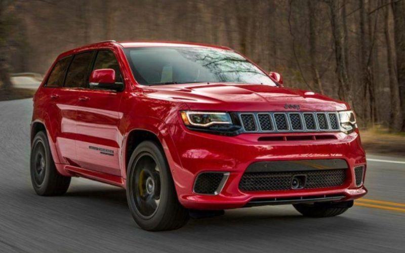 2021 Jeep Grand Cherokee TRACKHAWK (4x4)