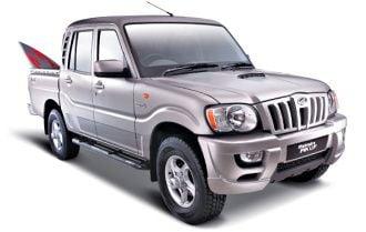 2017 Mahindra Pik-Up 4WD