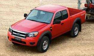 2011 Ford Ranger XLT (4x4)