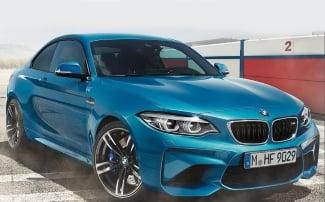 2017 BMW M2 F87 MY18