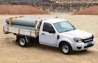 2011 Ford Ranger XL HI-RIDER (4x2)