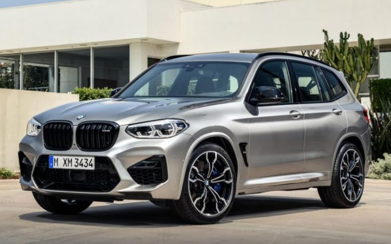 2020 BMW M3 M COMPETITION