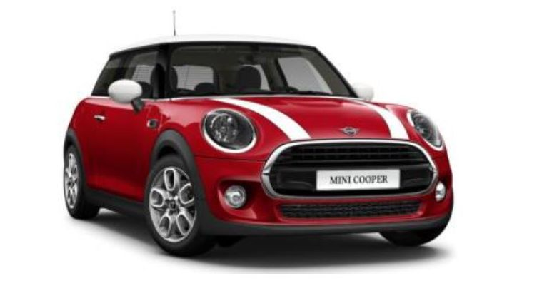 2020 Mini 3D Hatch COOPER CLASSIC
