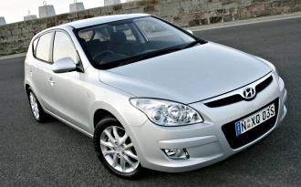 2011 Hyundai i30 SLX 1.6 CRDi