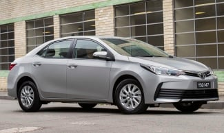 2019 Toyota Corolla ASCENT