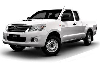 2013 Toyota HiLux SR
