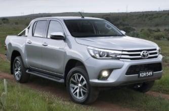 2017 Toyota HiLux SR5 (4x4)