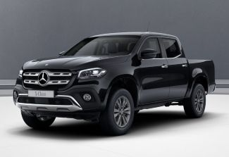 2020 Mercedes-Benz X-Class 250d POWER (4MATIC)