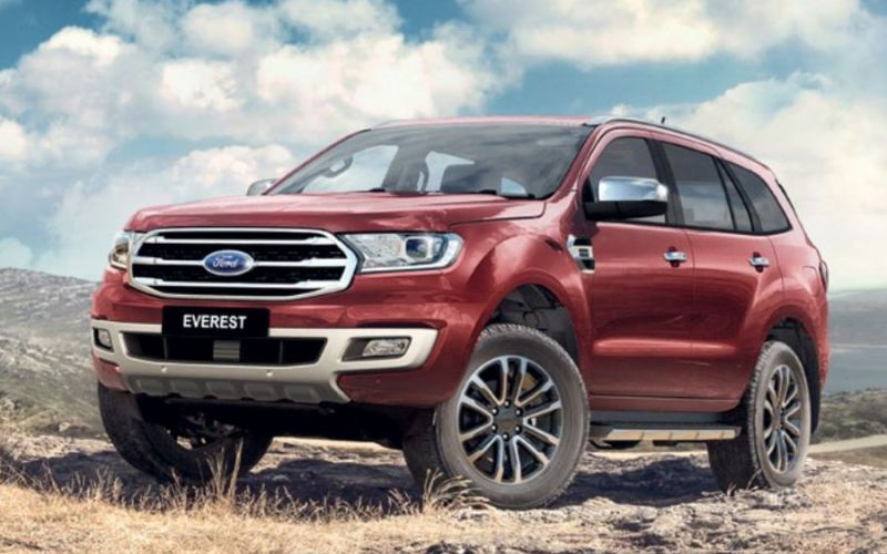 2021 Ford Everest TREND (4WD)