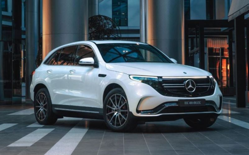2020 Mercedes-Benz EQC 400 4MATIC