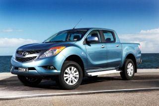 2013 Mazda BT-50 XT (4x4) NO DIFF LOCKS