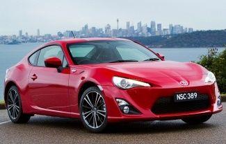2017 Toyota 86 GTS