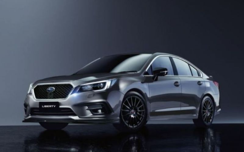 2021 Subaru Liberty FINAL EDITION