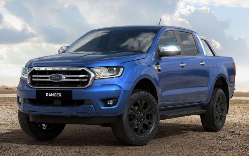2021 Ford EcoSport WILDTRAK 3.2 (4x4)