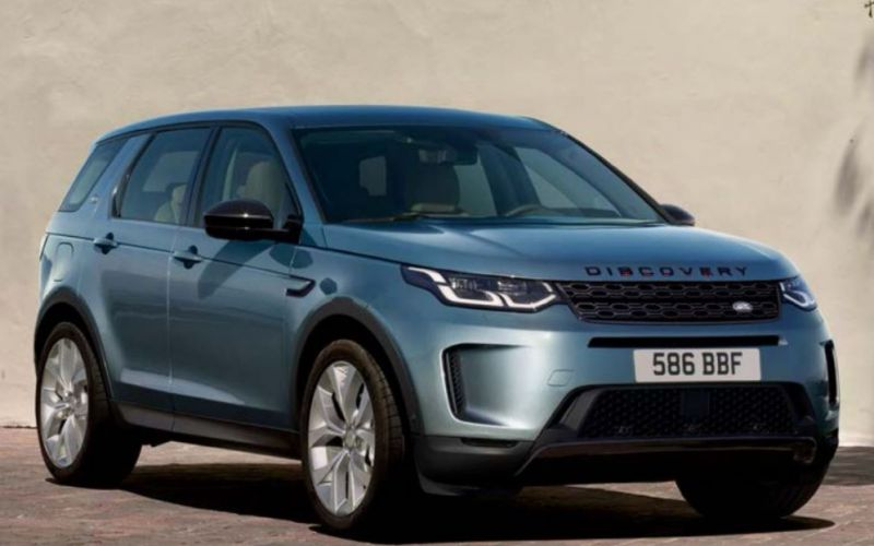2020 Land Rover Discovery Sport PHEV HSE