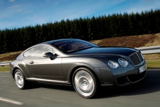 2011 Bentley Continental GT SPEED
