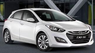2015 Hyundai i30 SE