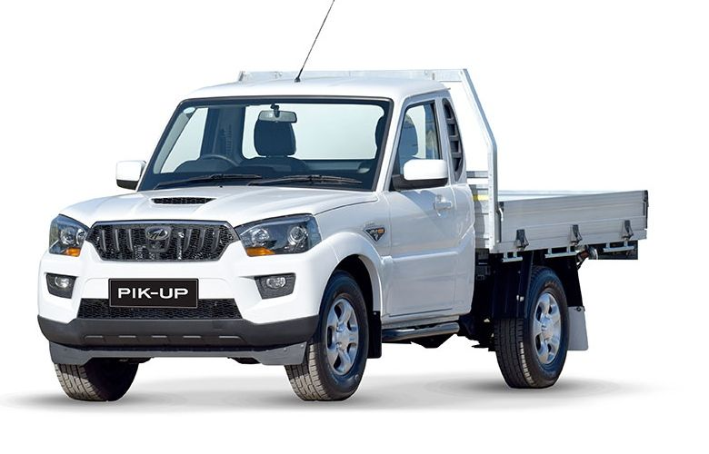 2020 Mahindra Pik-Up 2WD TRADIE PACK