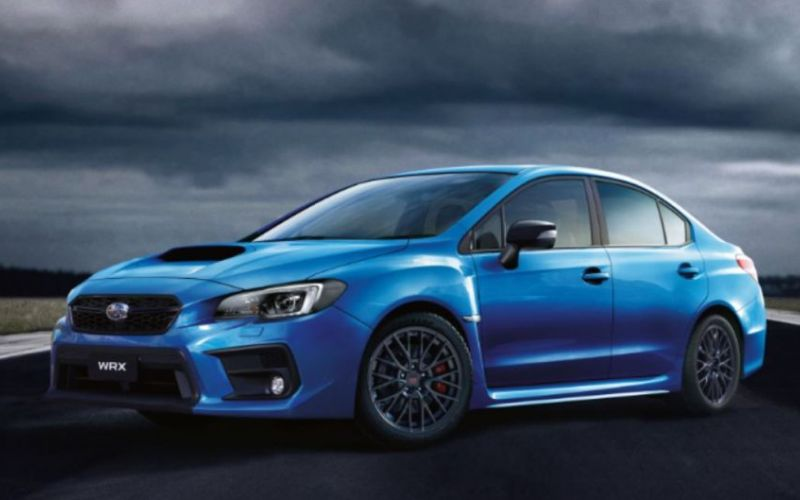 2020 Subaru WRX CLUB SPEC LIMITED EDITION