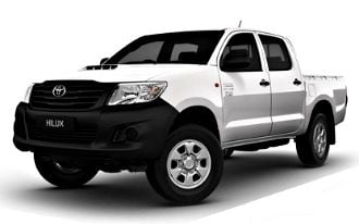 2011 Toyota HiLux WORKMATE (4x4)